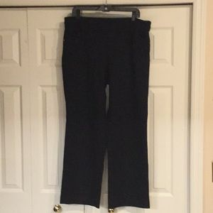 Anne Klein black trousers